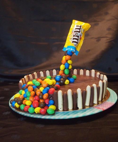 recette gravity cake 750g - Gateau Anniversaire Fille 10 Ans