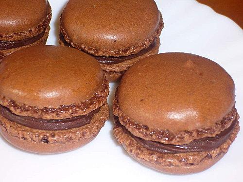 Recette Mes Premiers Macarons Au Chocolat 750g