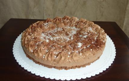 Recette Mousse Au Chocolat Au Lait Sur Croustillant Praline 750g