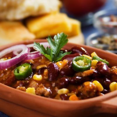 Recette Chili Con Carne De Chef 750g