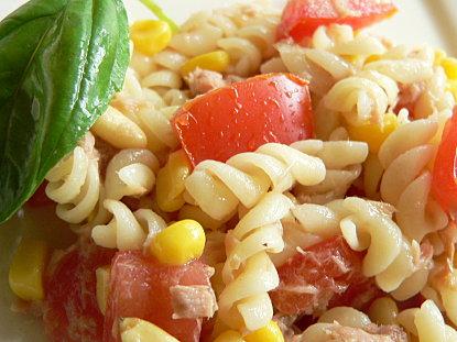 Recette Salade De Pates Au Thon 750g