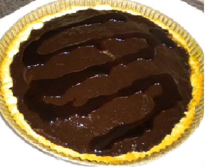 Recette Tarte Fondante Chocolat Caramel 750g