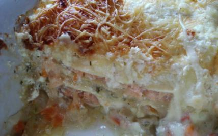Recette Lasagnes De Saumon Fume En Endives 750g