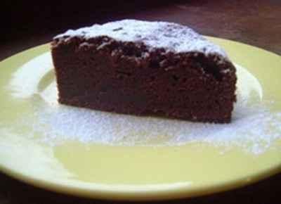 Gateau au coco et au chocolat