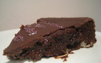 Recette Le Gateau Au Chocolat Fondant Et Coulant 750g