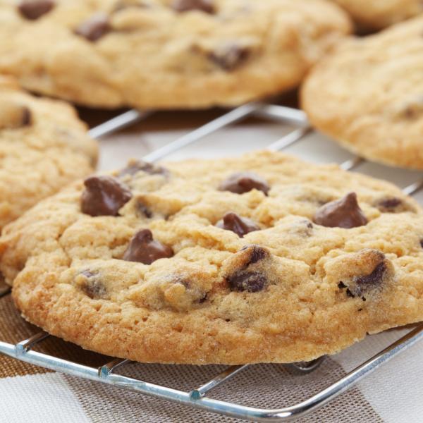Recette Cookies Aux Pepites De Chocolat En Video