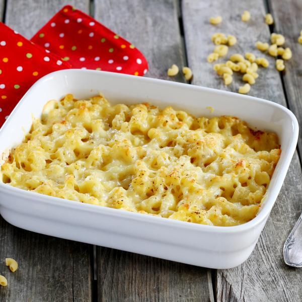 Recette - Gratin de macaronis réconfortant en vidéo