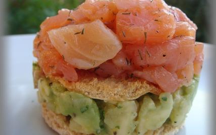 Recettes avocat saumon - Comment cuisiner un avocat ...