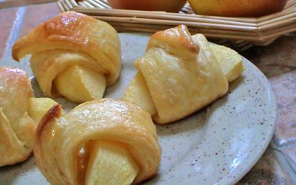 Recette Pommes Feuilletees 750g