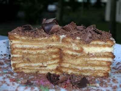 recette - gâteau thé brun | 750g