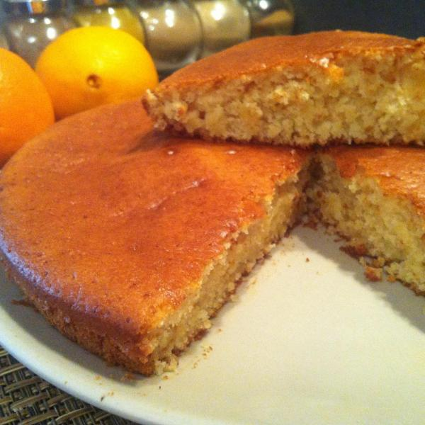 Cake Chocolat Orange Marmiton