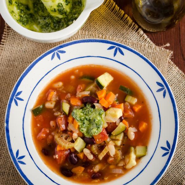 pistou recette soupe