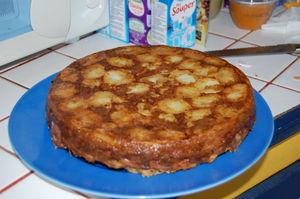 Recette gateau aux pommes de terre