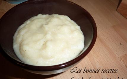 Recette Puree Gourmande Au Chou Fleur 750g