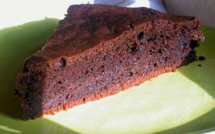 Recette gateau au chocolat sans beurre sans gluten