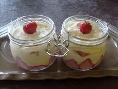 recette tiramisu aux fraises 750 grammes