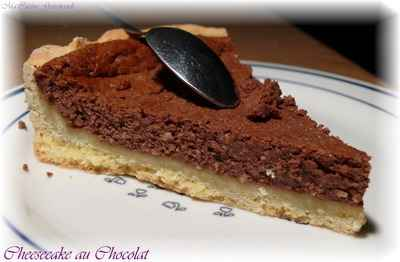 Recette Cheese Cake Choco Vanille Fromage Blanc 750g