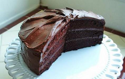 recette - gâteau étages au chocolat | 750g