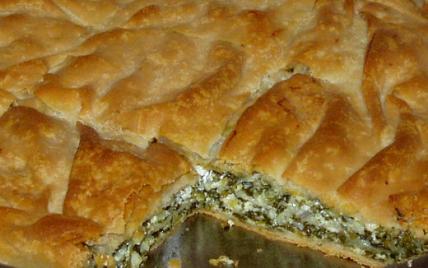 Recette Feuillete Epinards Brebis Facon Pita 750g