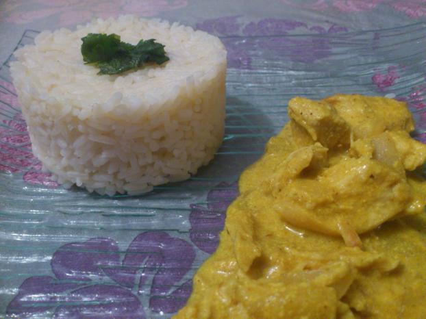 Recette Curry De Poulet Au Fromage Blanc 750g