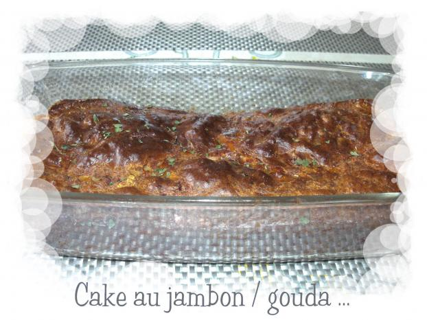 Cake Aux  Fromages Comt Ef Bf Bd Gouda