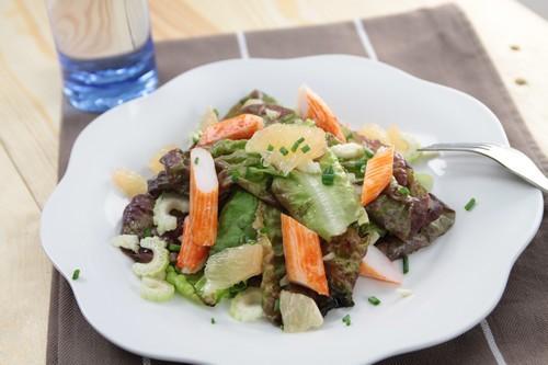 recette salade aux coraya supr mes fenouil et c leri 750g. Black Bedroom Furniture Sets. Home Design Ideas