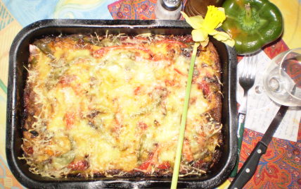 Recette lasagnes de homard au sirop d 39 rable et - Cuisiner les salicornes ...