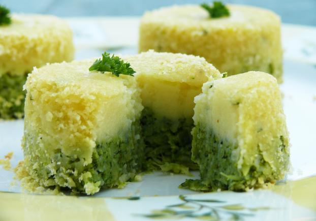Recette souffl s de brocolis et pommes de terre 750g - Cuisiner des brocolis ...