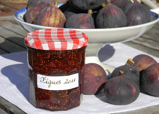 confiture de figues grand chef