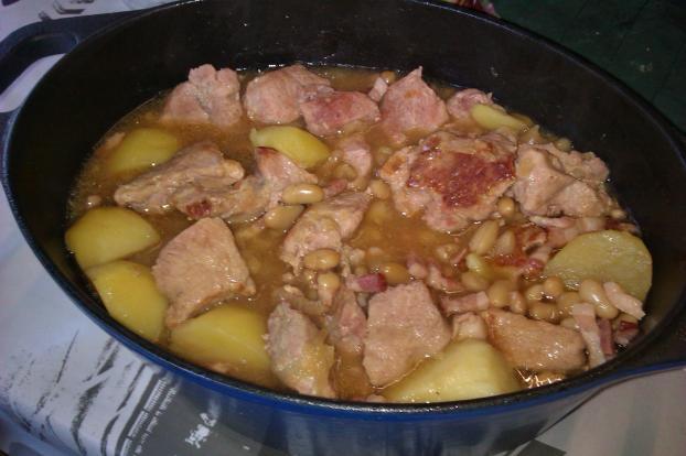 Recette saut de porc en cocotte 750g - Cuisiner le saute de porc ...