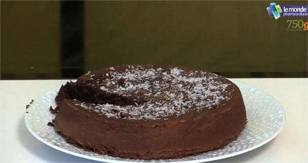 recette g teau chocolat coco sans gluten sans lactose en vid o. Black Bedroom Furniture Sets. Home Design Ideas