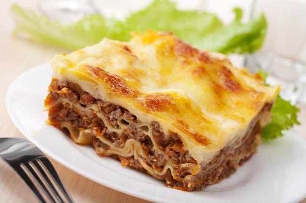 Lasagnes Gourmandes A La Bolognaise