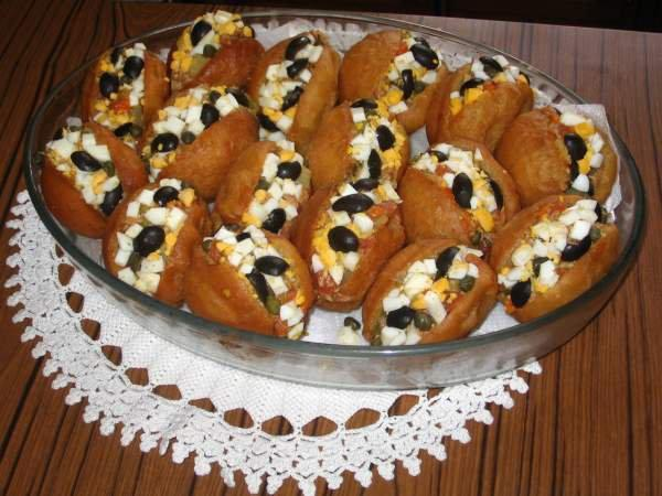 Recette fricass tunisien traditionnelle 750g - Cuisine tunisienne traditionnelle four ...