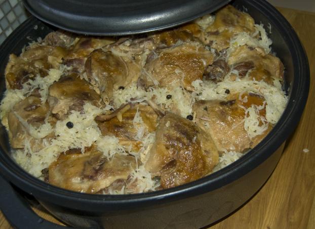 recette cuisses de canard confites la choucroute 750g. Black Bedroom Furniture Sets. Home Design Ideas