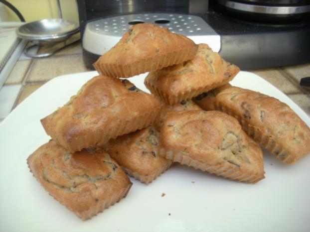 Recette Mini Cake Aux Olives