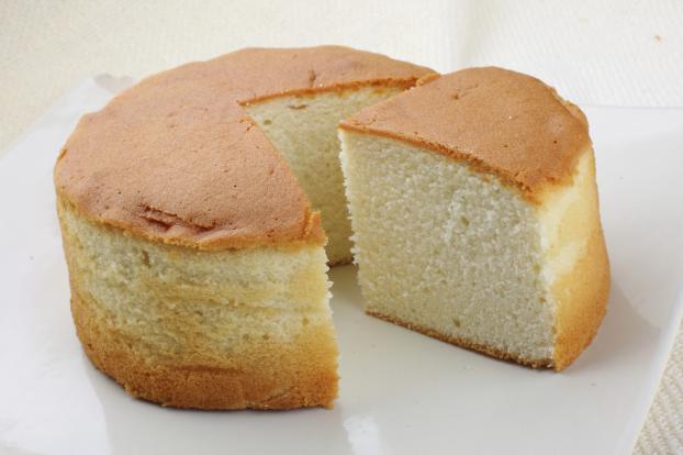 Recette sponge cake ou g noise garnir 750g for Basic vanilla sponge