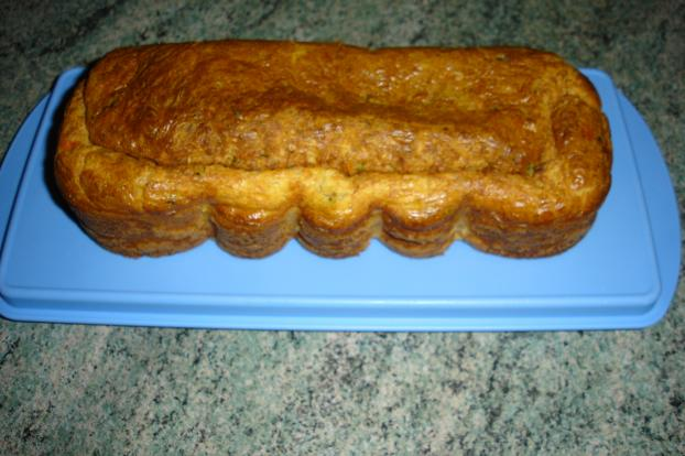 Recette Thermomix Cake Crabe