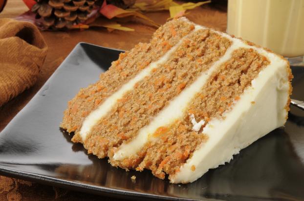 Recette carrot cake avec gla age 750g - Recette carrot cake americain ...