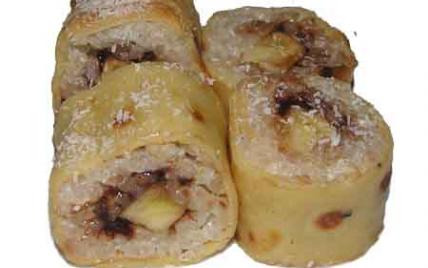 recette maki banane nutella 750g
