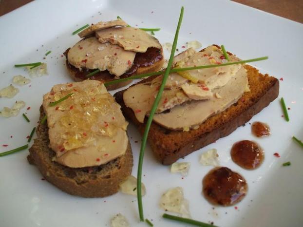 confiture de figues pour foie gras