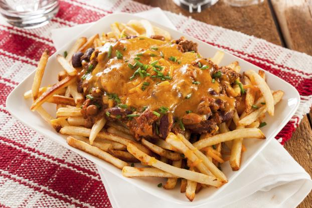 Recette chili cheese fries 750g - Recette chili thermomix ...