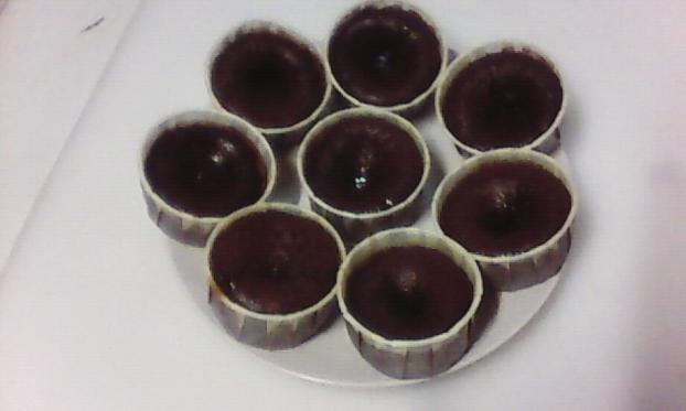 Recettes fondant au chocolat - Fondant caramel beurre sale ...