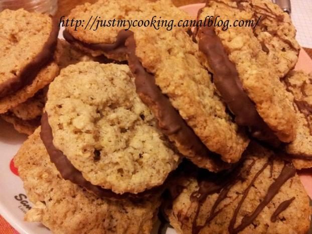 recette - galettes suèdoises au chocolat (chokladfarn) | 750g
