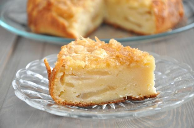 recette - gâteau aux pommes facile à réaliser | 750g