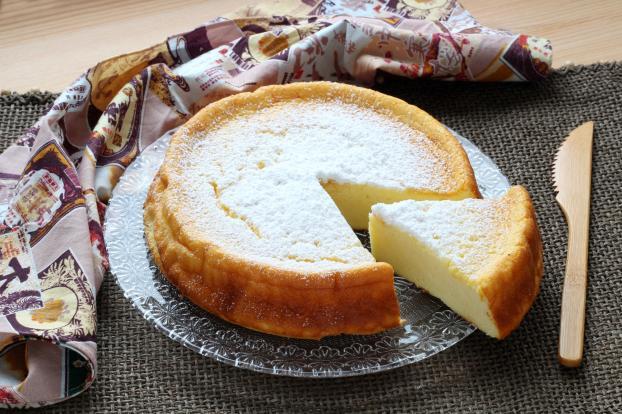 Recette - Cheesecake japonais aux 3 ingrédients en pas à pas