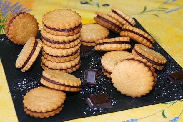 recette biscuits au chocolat fa on prince de lu 750g. Black Bedroom Furniture Sets. Home Design Ideas