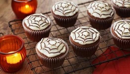 Recette Cupcakes Spider D Halloween 750g