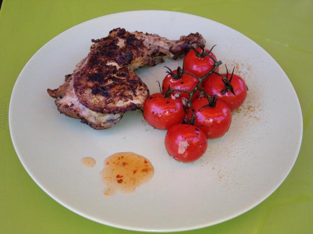 Recette Cuisses De Poulet Grillees Barbecue 750g