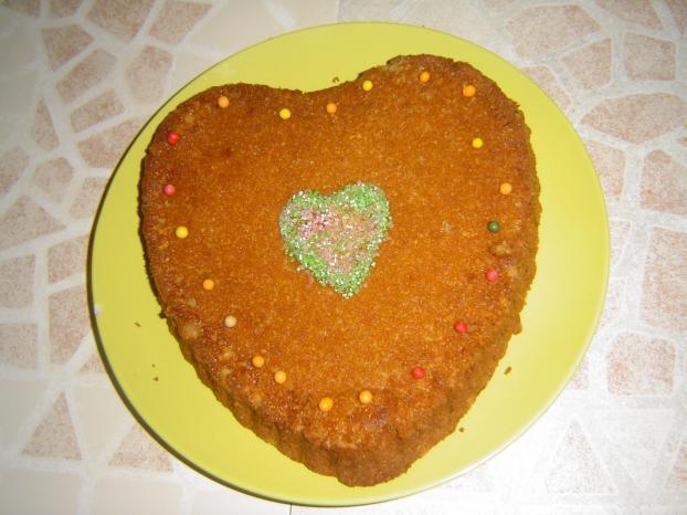 Recette - Gâteau à la farine de manioc   750g on
