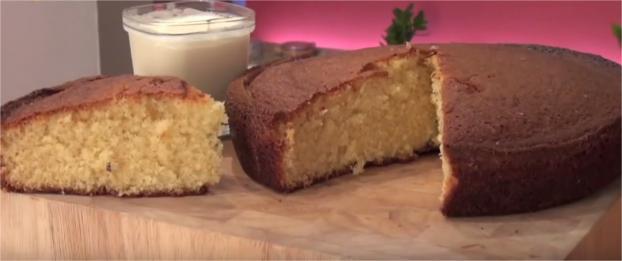 Recette Gâteau Au Yaourt Sans Levure En Vidéo
